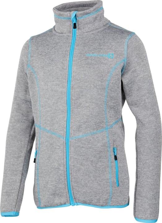 Veste en tricot pour fille Trevolution 466928616480 Couleur gris Taille 164 Photo no. 1