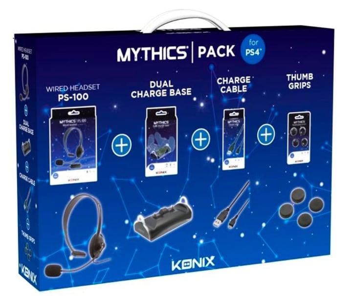 Accessories Pack für Playstation 4 KÖNIX 785300144600 Bild Nr. 1