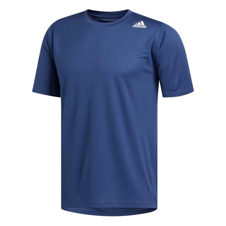 FREELIFT_SPORT FITTED THREE STRIPES TEE Herren-T-Shirt Adidas 468012200322 Farbe dunkelblau Grösse S Bild-Nr. 1