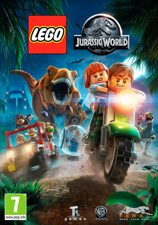 Mac - LEGO Jurassic World Download (ESD) 785300134099 N. figura 1