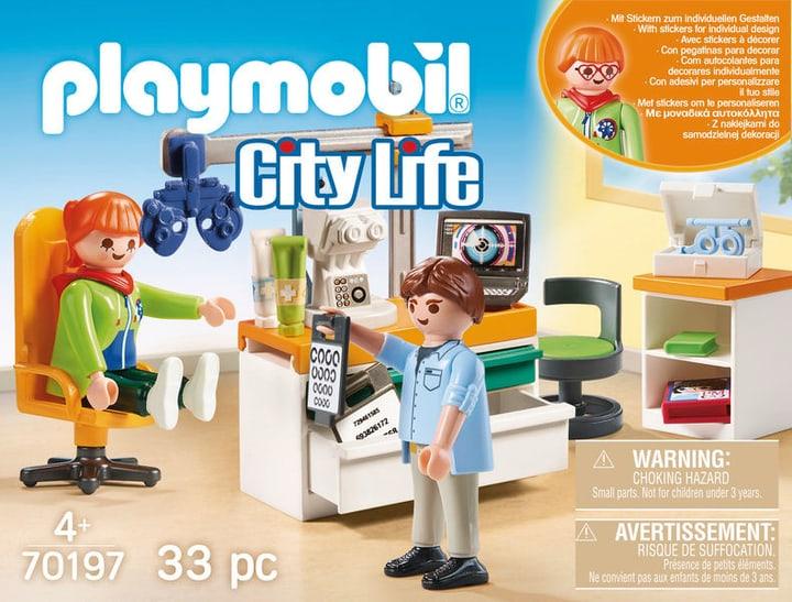 Playmobil 70197 Ophthalmologe 748023600000 Photo no. 1