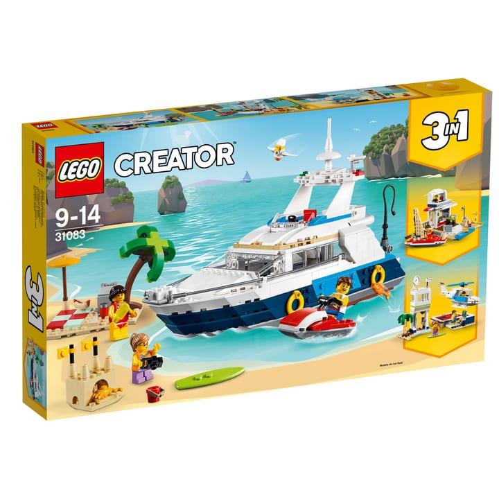 Lego Creator Avventure in mare 31083 748880700000 N. figura 1