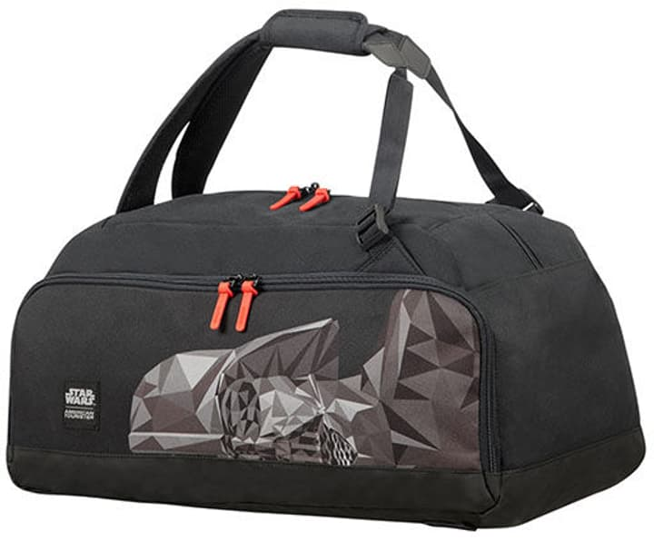Star Wars Duffle Bag - Darth Vader Geometric Box American Tourister 785300131398 Bild Nr. 1