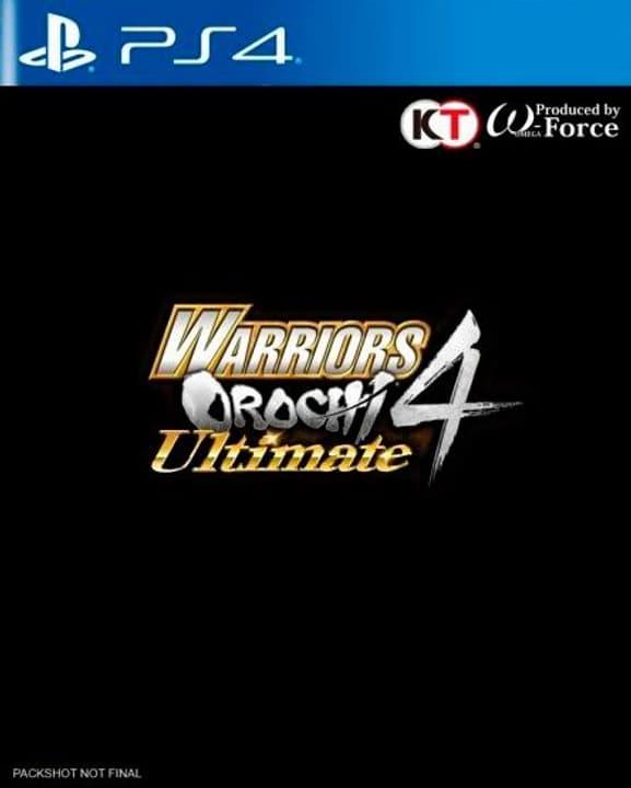 PS4 - Warriors Orochi 4 Ultimate D Box 785300148161 Photo no. 1