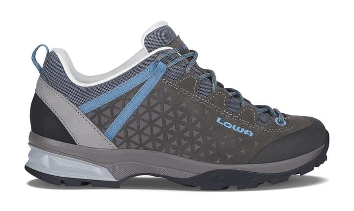 Sassa LL Lo Chaussures de trekking pour femme Lowa 473303237586 Couleur antracite Taille 37.5 Photo no. 1