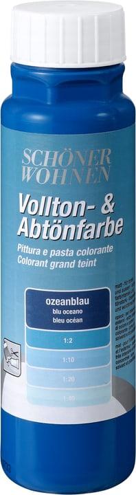 Pittura pien e per digradazione Schöner Wohnen 660901200000 Colore Blu oceano Contenuto 250.0 ml N. figura 1