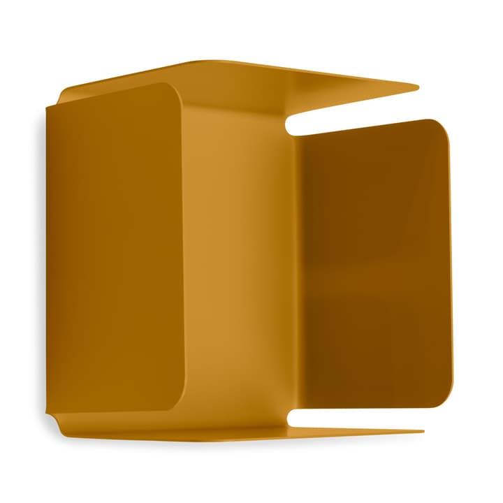 EVELINA Scaffale a muro 362245702050 Dimensioni L: 12.8 cm x P: 20.0 cm x A: 20.0 cm Colore Giallo N. figura 1