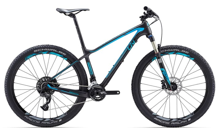 "Liv Obsess Advanced 2 27.5"" Mountainbike Cross Country Giant 463310800221 Farbe kohle Rahmengrösse XS Bild Nr. 1"