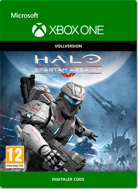 Xbox One - Halo: Spartan Assault Download (ESD) 785300138646 N. figura 1