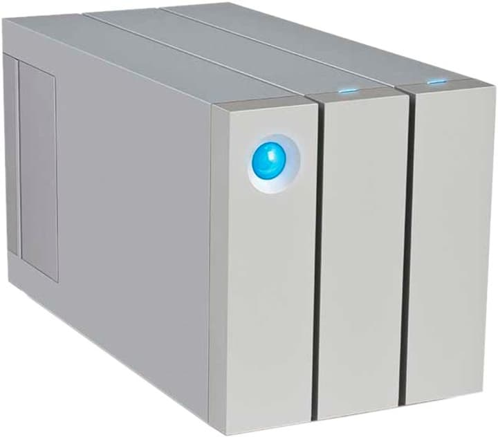 2big Thunderbolt 2 12To Disque Dur Externe HDD Lacie 785300132365 Photo no. 1