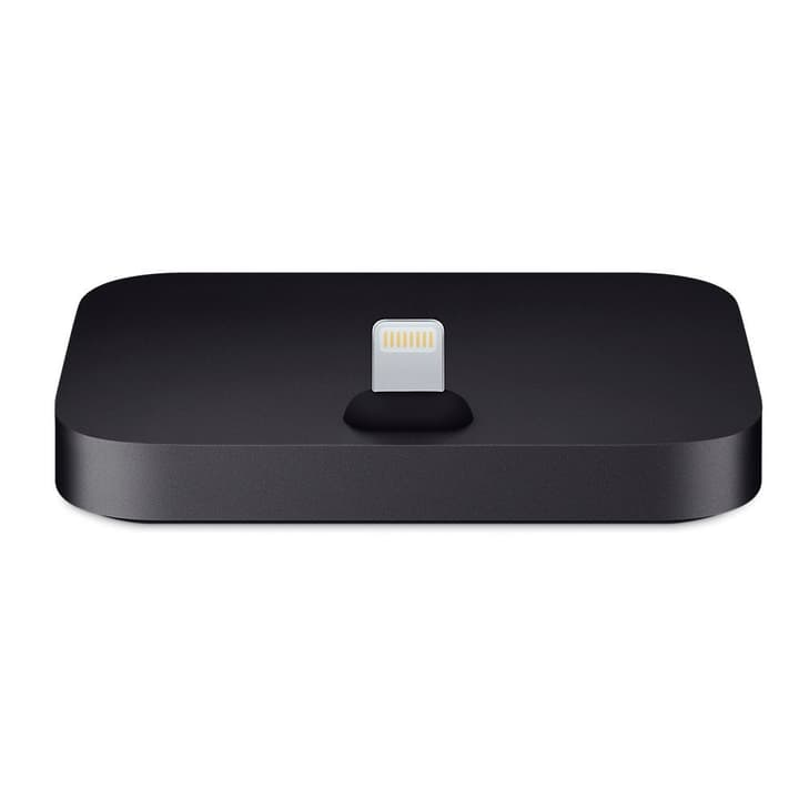 Lightning Dock pour iPhone noir Station de recharge Apple 798154500000 Photo no. 1