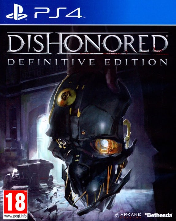 PS4 - Dishonored - Definitive Edition 785300128224 Photo no. 1