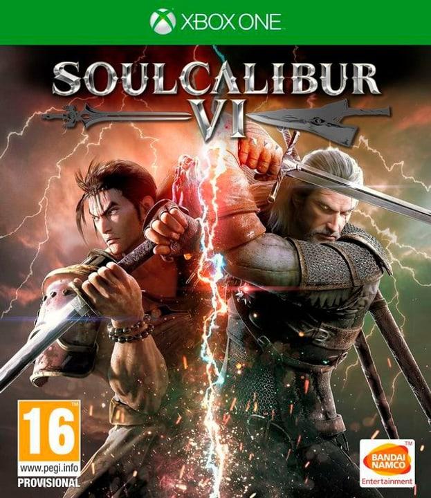 Xbox One - Soul Calibur Box 785300137346 Photo no. 1