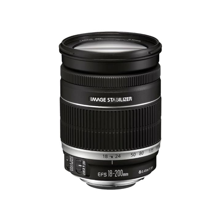 EF-S 18-200mm f/3.5-5.6 IS Canon 793374600000