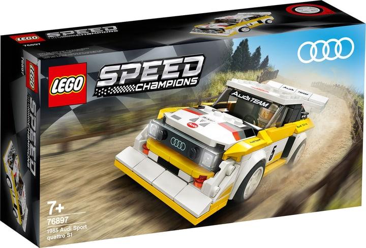 LEGO Speed 76897 1985 Audi Sport quattro S1 748738800000 Photo no. 1