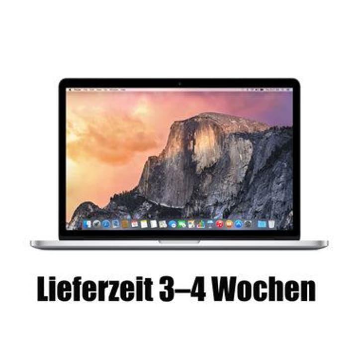 "CTO MacBookPro Retina 15"" 2.5GHzi716GB256FII Apple 79786890000015 Bild Nr. 1"