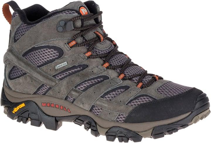 Moab II Ltr Mid GTX Chaussures de randonnée pour homme Merrell 465502441080 Couleur gris Taille 41 Photo no. 1