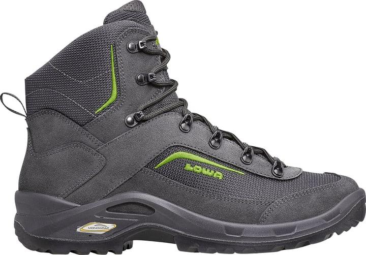 Lakar GTX Mid Chaussures de randonnée pour homme Lowa 473312541080 Couleur gris Taille 41 Photo no. 1
