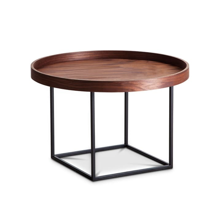 COFFEE table club 360975500000 Dimensions H: 39.0 cm Couleur Noyer Photo no. 1