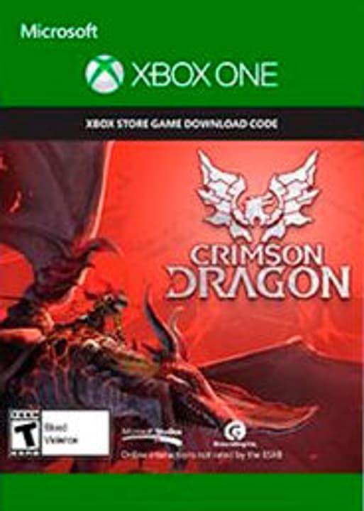 Xbox One - Crimson Dragon 785300135614 Photo no. 1