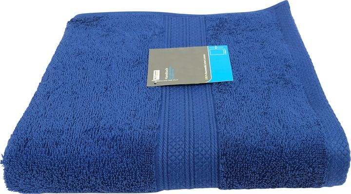 Serviette de bain 50x100 cm Do it + Garden 675286000005 Couleur Bleu Taille 50x100 cm Photo no. 1