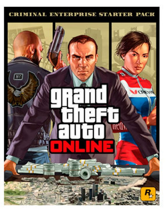 PC - Grand Theft Auto V - Criminal Enterprise Starter Pack Download (ESD) 785300133695 Bild Nr. 1