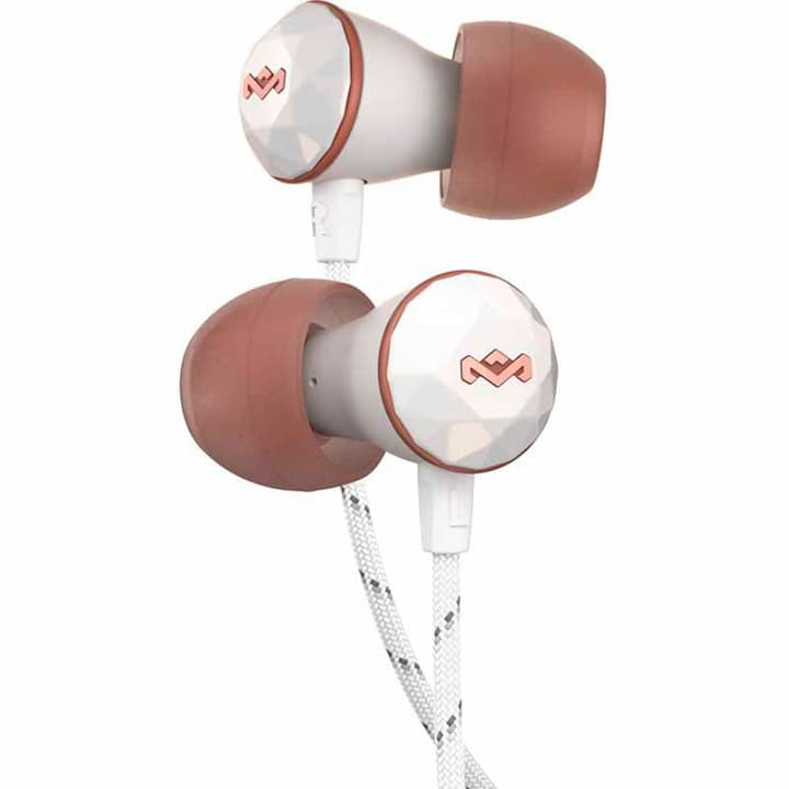 Nesta - Rose Gold Cuffie In-Ear House of Marley 785300132113 N. figura 1