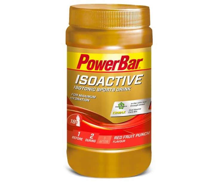 IsoActive Polvere 600 g Powerbar 471927900200 Gusto Orange N. figura 1