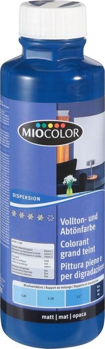 Pittura pieno e per digradazione Miocolor 660731700000 Colore Blu Contenuto 500.0 ml N. figura 1