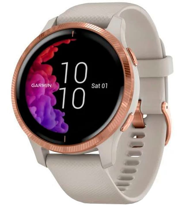 VENU Beige/Or rose Smartwatch Garmin 785300149705 Photo no. 1