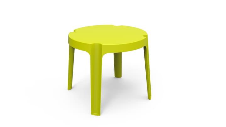 Tavolino per bambini RITA Resol 753161000061 Colore Verde Taglio L: 50.0 cm x P: 50.0 cm x A: 49.0 cm N. figura 1
