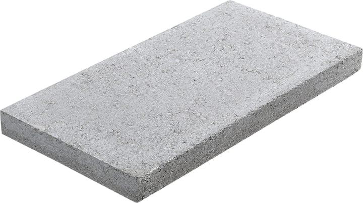 Lastra pedonabile liscia 50x25cm - Paletta di 80 pezzi 647516200000 N. figura 1