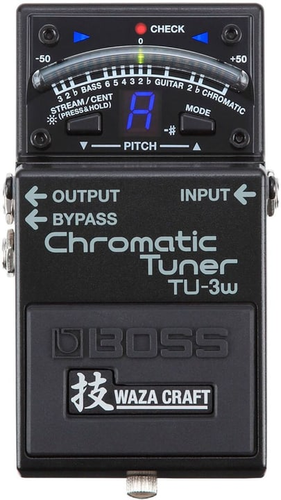 TU-3W Tuner Boss 785300151073 Photo no. 1