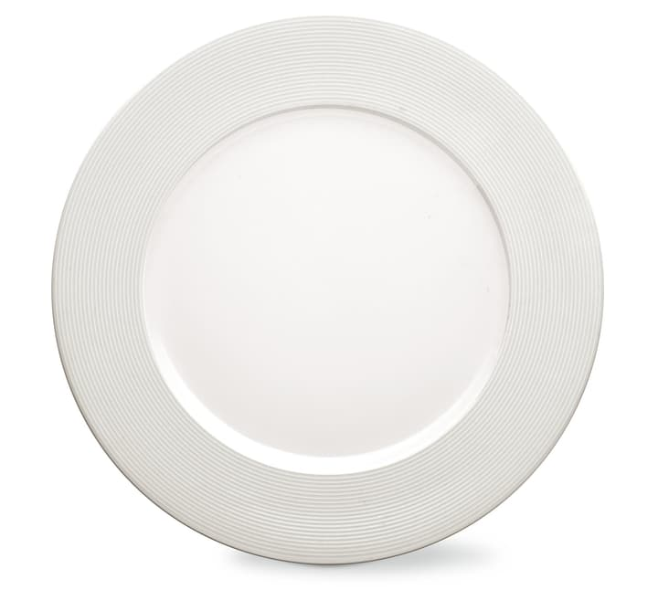 VIENNA Assiette plate 31cm Cucina & Tavola 700153700007 Couleur Blanc Forme PLATZTELLER 31CM Photo no. 1