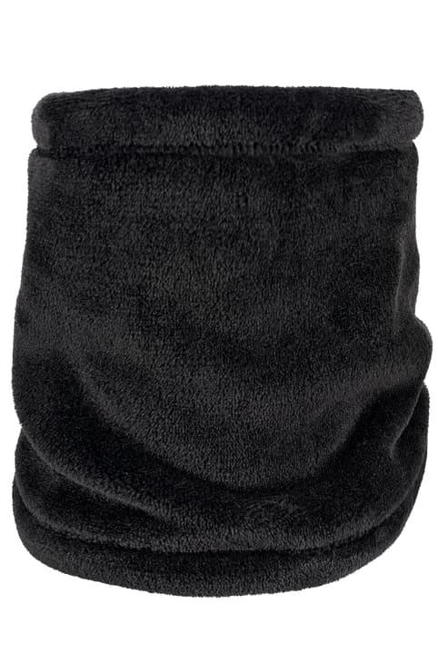 Teddy Fleece Neckwarmer Damen-Neckwarmer Trevolution 476811999920 Farbe schwarz Grösse One Size Bild-Nr. 1