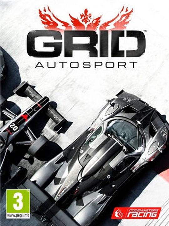 Mac - GRID: Autosport Download (ESD) 785300134115 Bild Nr. 1