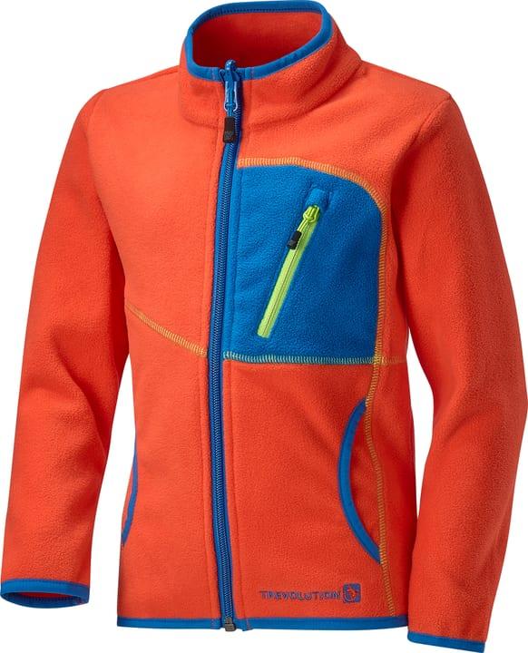 Veste en polaire pour garçon Trevolution 472333709230 Couleur rouge Taille 92 Photo no. 1