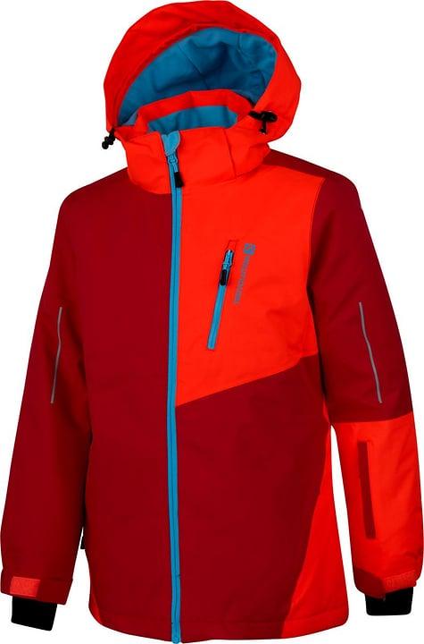 Veste de ski pour fille Trevolution 466929012217 Couleur framboise Taille 122 Photo no. 1