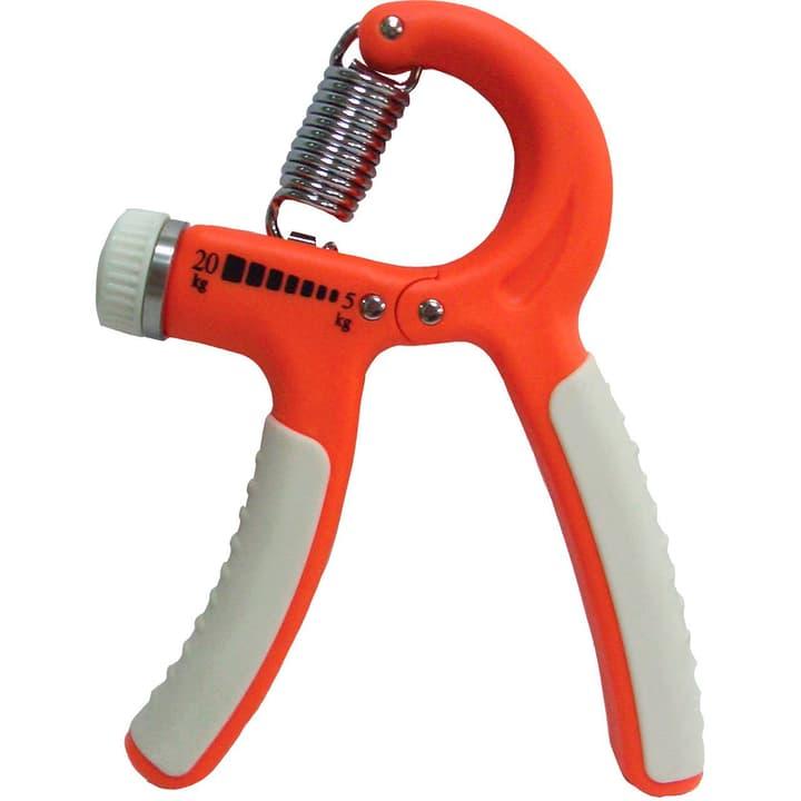 Verstellbarer Handgriff Handtrainer orange Tunturi 463071100000 Bild-Nr. 1