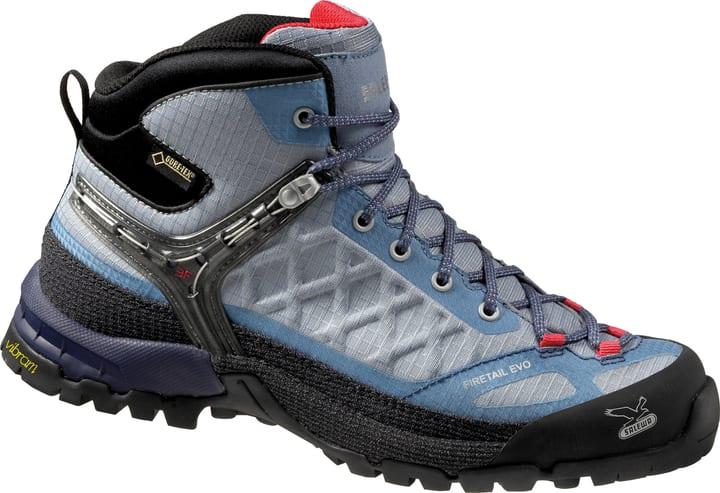 Firetail Evo Mid GTX Chaussures de trekking pour femme Salewa 460851738080 Couleur gris Taille 38 Photo no. 1