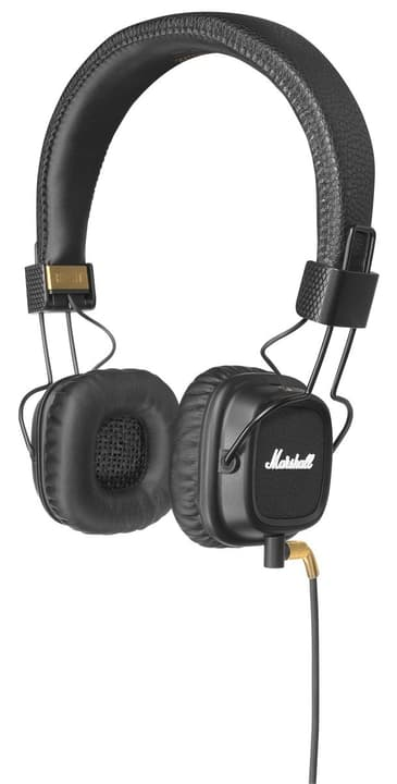 Major II Cuffie noir Casque On-Ear Marshall 772768900000 Photo no. 1