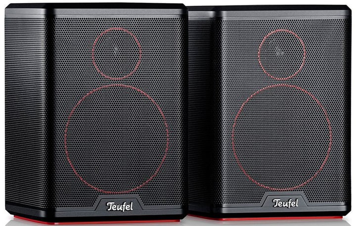 Effekt - Noir Rear Speaker Kit Teufel 785300145026 Photo no. 1