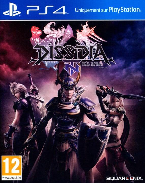 PS4 - Dissidia Final Fantasy NT (F) Fisico (Box) 785300131667 N. figura 1