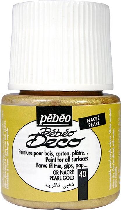 Pébéo Deco pearl gold 40 Pebeo 663513004000 Photo no. 1