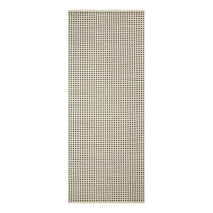 RANDALL Tapis 371079600000 Couleur Blanc divers motifs Dimensions L: 70.0 cm x P: 140.0 cm Photo no. 1