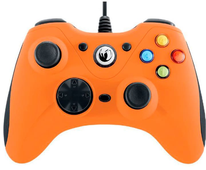 PC - GC-100XF Gaming Controller orange Nacon 785300131587 Bild Nr. 1