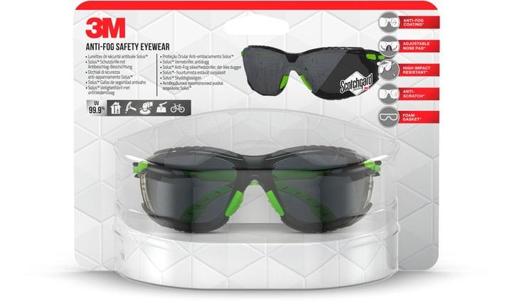 SolusTM Schutzbrille mit Antibeschlag 3M Arbeitsschutz 602868600000 Bild Nr. 1