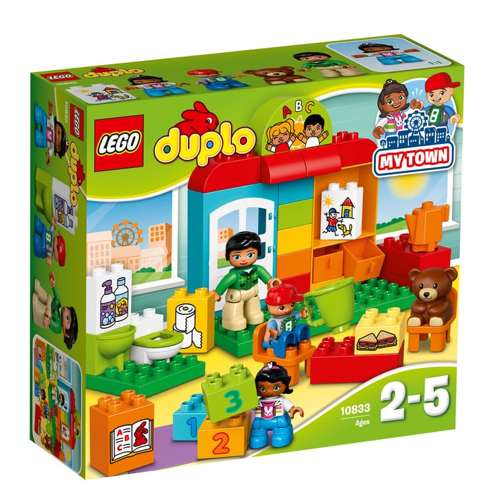LEGO DUPLO Le jardin d'enfants 10833 748830500000 Photo no. 1