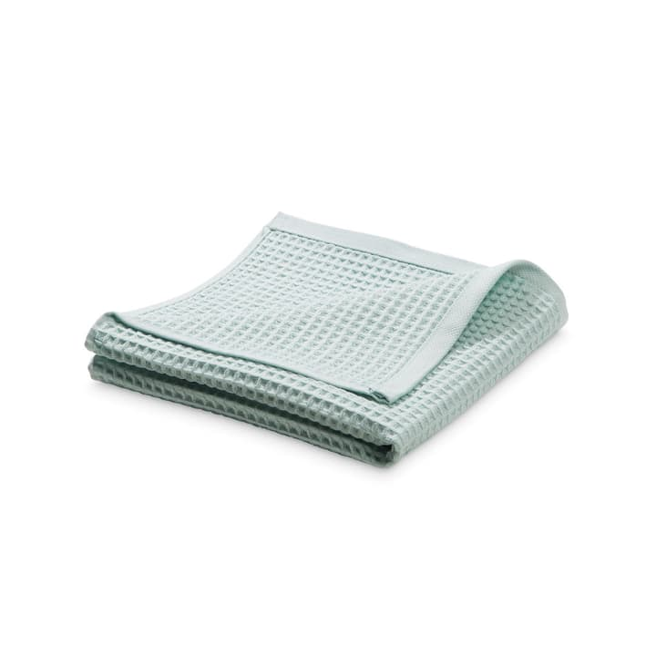 AIR DROP WAFFLE Serviette pour les invités 374074900000 Couleur Vert menthe Dimensions L: 65.0 cm x P: 40.0 cm Photo no. 1