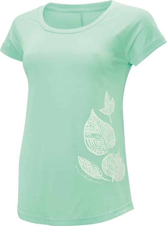 Weronika T-shirt à manches courtes Trevolution 462767203685 Couleur menthe Taille 36 Photo no. 1